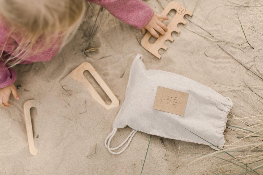 hiuma naturalne akcesoria plażowe
