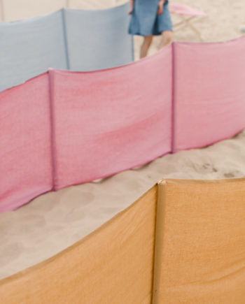 hiumastore, linen beach windbreak