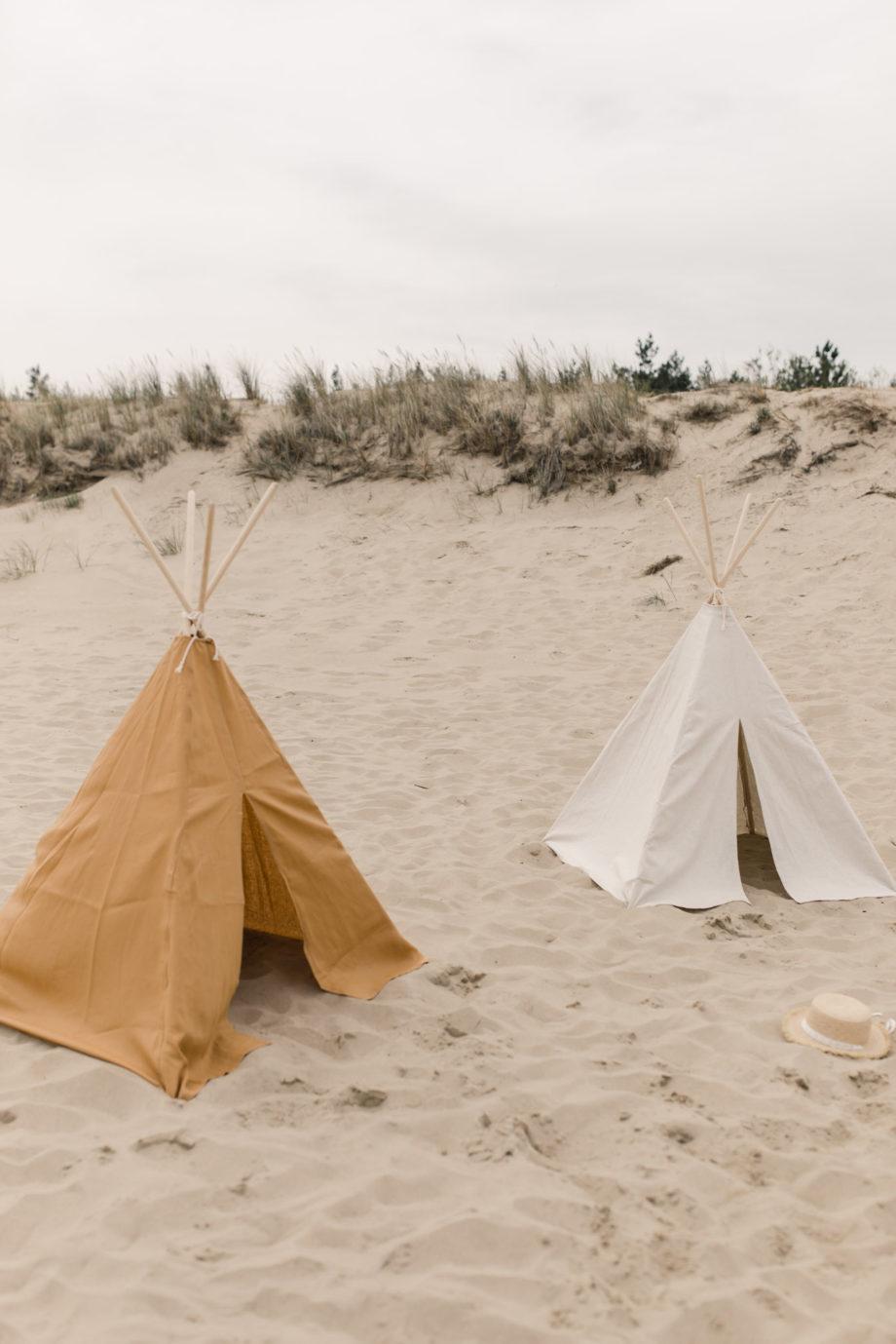 Hiuma store tipi na plażę dla dziecka, tipi plażowe
