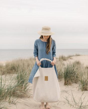 akcesoria plażowe lniane, hiumastore